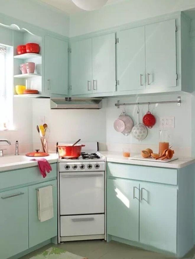 Thiết kế nhà bếp chỉ 2m² thật dễ dàng nhờ sự thông minh và sáng tạo - Ảnh 5.