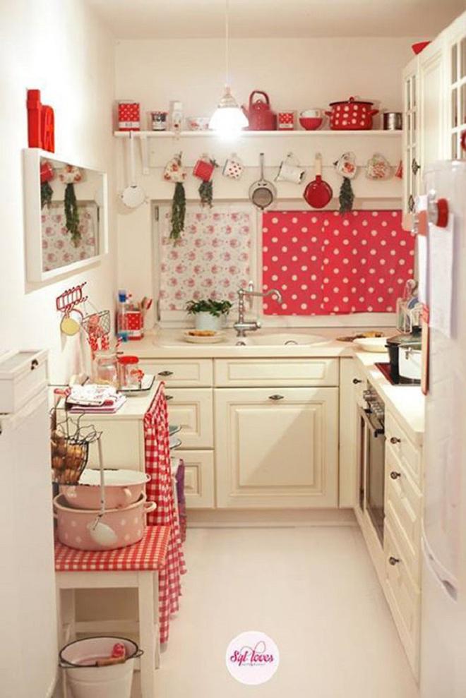 Thiết kế nhà bếp chỉ 2m² thật dễ dàng nhờ sự thông minh và sáng tạo - Ảnh 7.