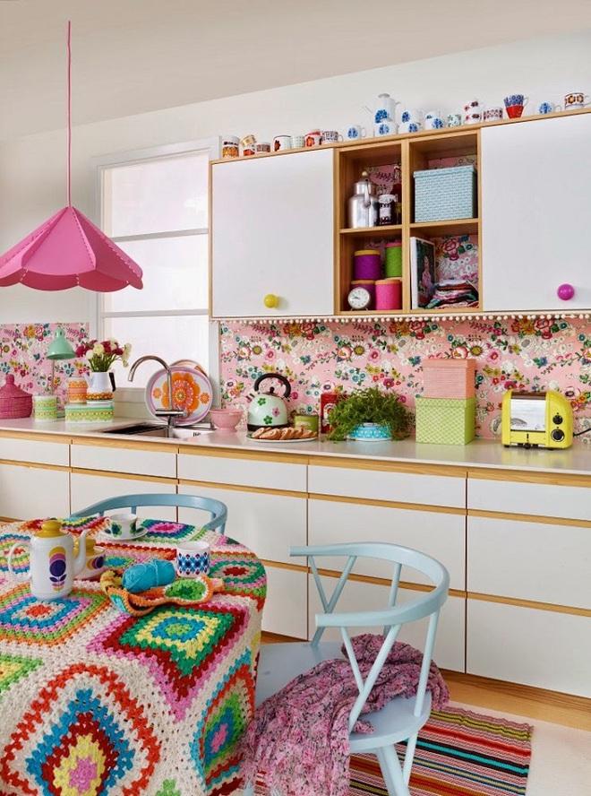 Thiết kế nhà bếp chỉ 2m² thật dễ dàng nhờ sự thông minh và sáng tạo - Ảnh 9.