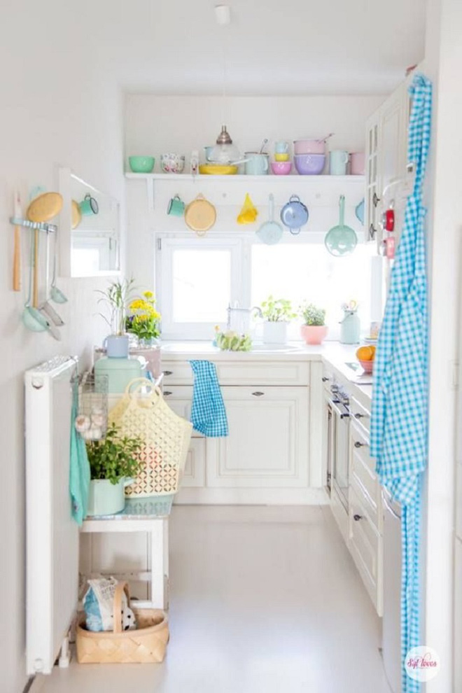 Thiết kế nhà bếp chỉ 2m² thật dễ dàng nhờ sự thông minh và sáng tạo - Ảnh 11.