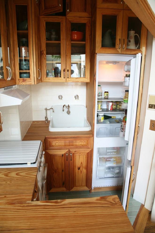 Thiết kế nhà bếp chỉ 2m² thật dễ dàng nhờ sự thông minh và sáng tạo - Ảnh 13.