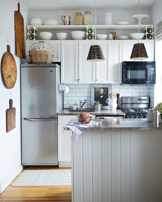 Thiết kế nhà bếp chỉ 2m² thật dễ dàng nhờ sự thông minh và sáng tạo - Ảnh 14.