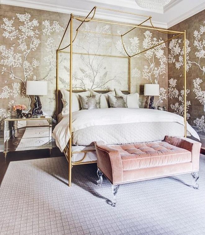 3 lưu ý khi thiết kế để có phòng ngủ cực đẹp cho những cô nàng thích làm công chúa - Ảnh 2.