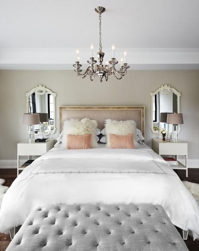 3 lưu ý khi thiết kế để có phòng ngủ cực đẹp cho những cô nàng thích làm công chúa - Ảnh 4.