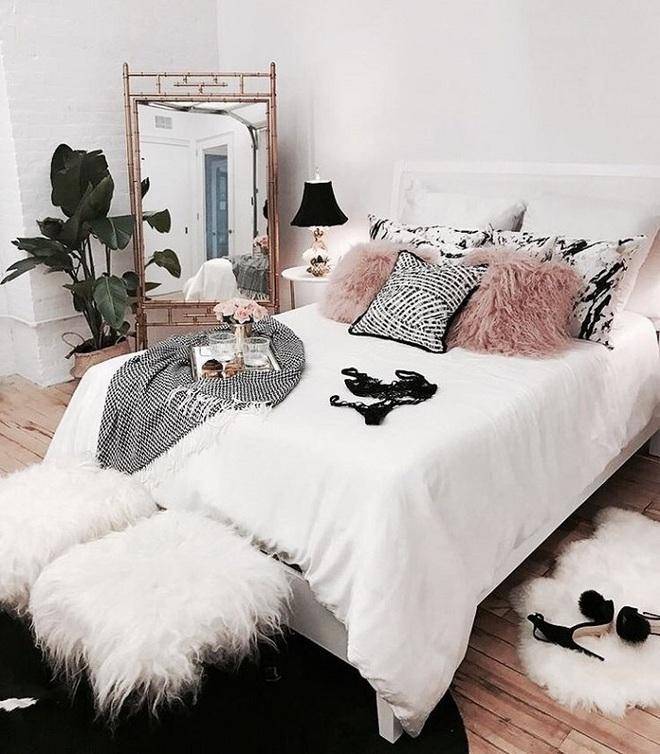 3 lưu ý khi thiết kế để có phòng ngủ cực đẹp cho những cô nàng thích làm công chúa - Ảnh 6.