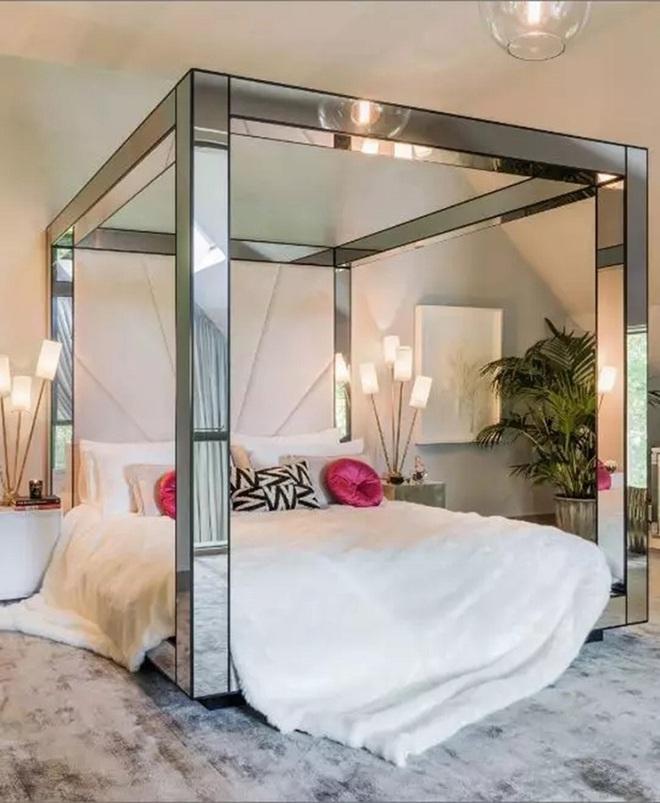 3 lưu ý khi thiết kế để có phòng ngủ cực đẹp cho những cô nàng thích làm công chúa - Ảnh 7.