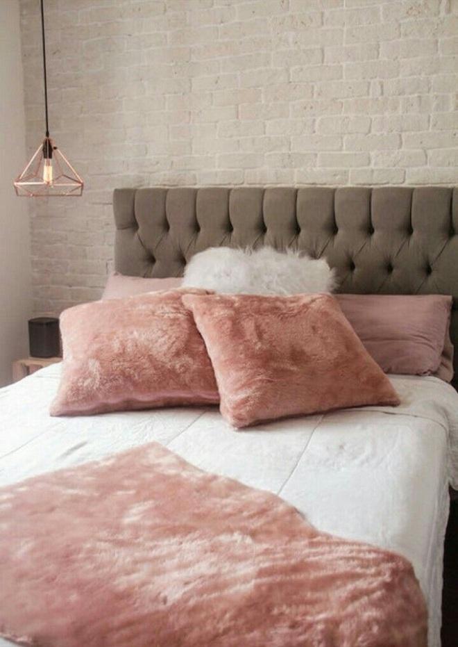 3 lưu ý khi thiết kế để có phòng ngủ cực đẹp cho những cô nàng thích làm công chúa - Ảnh 8.