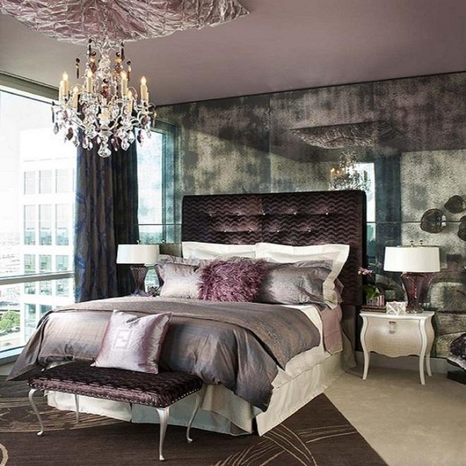 3 lưu ý khi thiết kế để có phòng ngủ cực đẹp cho những cô nàng thích làm công chúa - Ảnh 9.