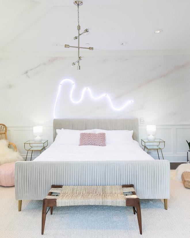 3 lưu ý khi thiết kế để có phòng ngủ cực đẹp cho những cô nàng thích làm công chúa - Ảnh 11.