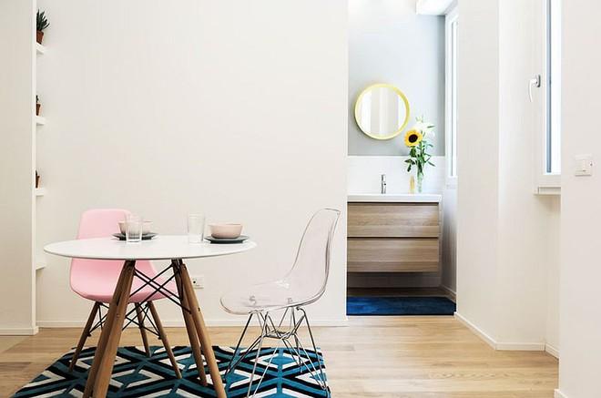 Căn hộ 30m² được thiết kế và bài trí đẹp không kém gì căn hộ cao cấp - Ảnh 7.