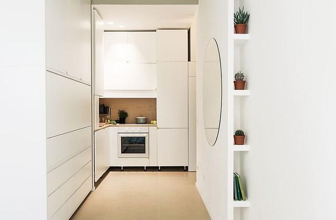 Căn hộ 30m² được thiết kế và bài trí đẹp không kém gì căn hộ cao cấp - Ảnh 9.