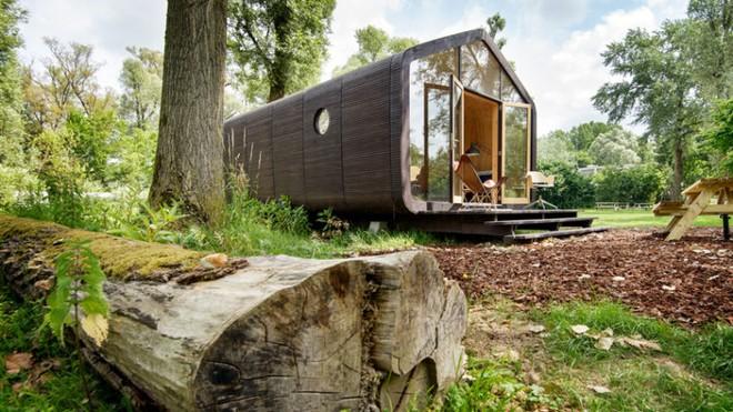 """Ngôi nhà nhỏ 50m² đẹp lãng mạn và có thể """"mang theo"""" đến bất kỳ đâu - Ảnh 2."""