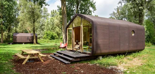 """Ngôi nhà nhỏ 50m² đẹp lãng mạn và có thể """"mang theo"""" đến bất kỳ đâu - Ảnh 3."""