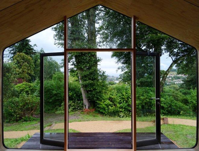 """Ngôi nhà nhỏ 50m² đẹp lãng mạn và có thể """"mang theo"""" đến bất kỳ đâu - Ảnh 5."""