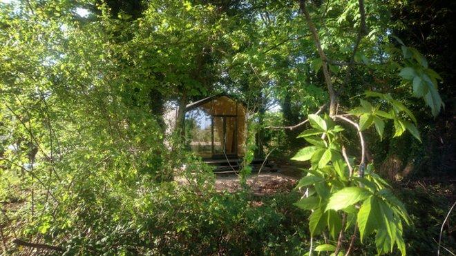 """Ngôi nhà nhỏ 50m² đẹp lãng mạn và có thể """"mang theo"""" đến bất kỳ đâu - Ảnh 9."""