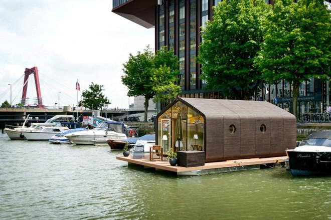 """Ngôi nhà nhỏ 50m² đẹp lãng mạn và có thể """"mang theo"""" đến bất kỳ đâu - Ảnh 10."""