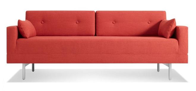 8 mẫu ghế sofa cho phòng khách giúp mùa đông không còn lạnh lẽo - Ảnh 1.