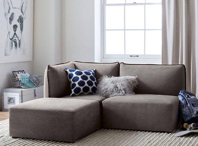 8 mẫu ghế sofa cho phòng khách giúp mùa đông không còn lạnh lẽo - Ảnh 2.