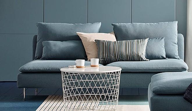 8 mẫu ghế sofa cho phòng khách giúp mùa đông không còn lạnh lẽo - Ảnh 3.