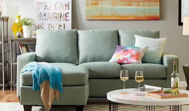 8 mẫu ghế sofa cho phòng khách giúp mùa đông không còn lạnh lẽo - Ảnh 5.