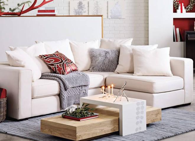 8 mẫu ghế sofa cho phòng khách giúp mùa đông không còn lạnh lẽo - Ảnh 7.