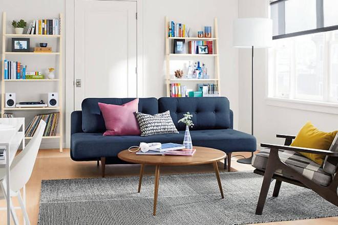 8 mẫu ghế sofa cho phòng khách giúp mùa đông không còn lạnh lẽo - Ảnh 8.