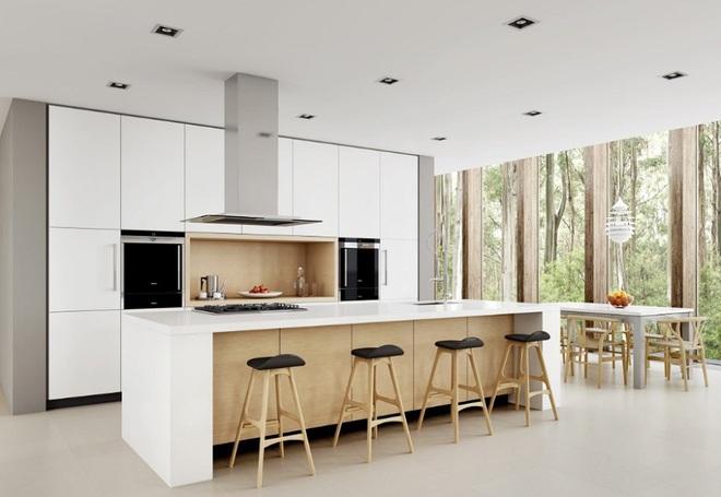 5 mẹo nhỏ bạn cần phải biết nếu muốn trang trí nhà theo phong cách tối giản - Ảnh 1.