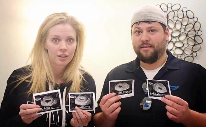 Cặp vợ chồng 8 năm cố gắng vẫn không thể có con và cuối cùng phép màu đã xảy ra - Ảnh 6.