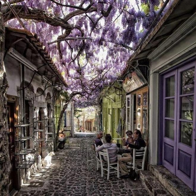 Nín thở ngắm nhìn những con phố đẹp nhất trên thế giới - Ảnh 19.
