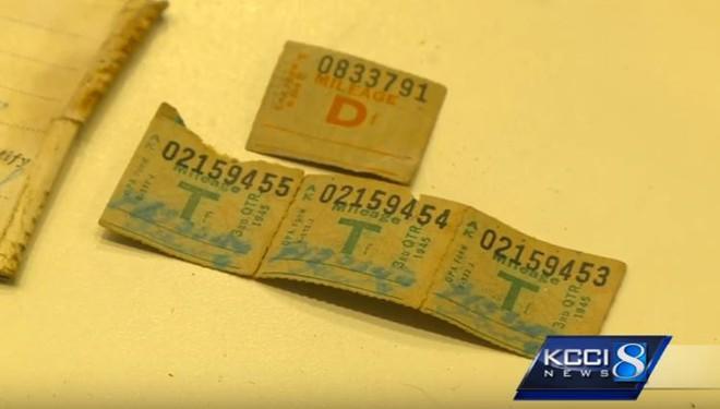 Đánh mất ví từ khi còn là cậu bé, 71 năm sau vẫn tìm lại được - Ảnh 3.