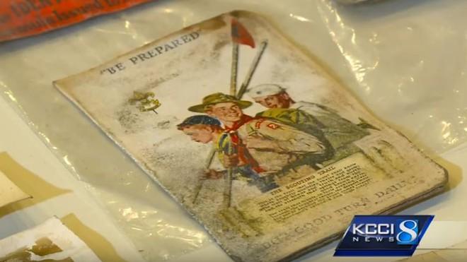 Đánh mất ví từ khi còn là cậu bé, 71 năm sau vẫn tìm lại được - Ảnh 4.