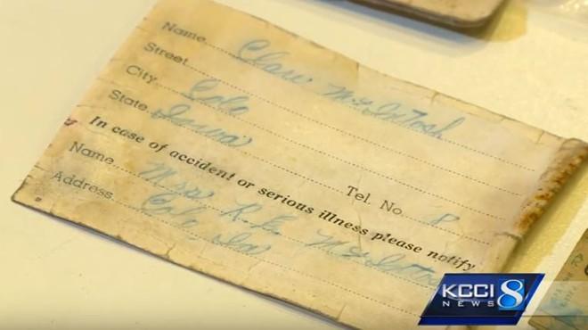 Đánh mất ví từ khi còn là cậu bé, 71 năm sau vẫn tìm lại được - Ảnh 6.