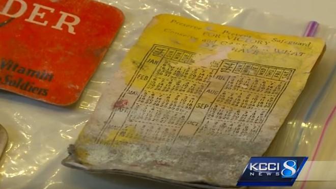 Đánh mất ví từ khi còn là cậu bé, 71 năm sau vẫn tìm lại được - Ảnh 7.