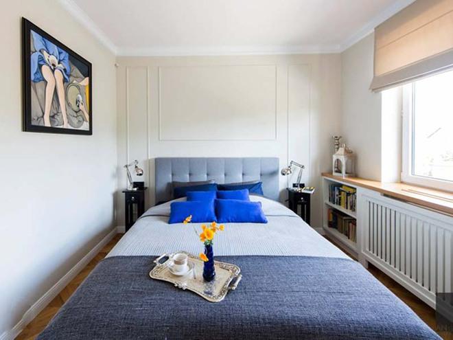Mách bạn cách lựa được chiếc bàn đầu giường ngủ ưng ý nhất - Ảnh 2.