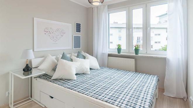 Mách bạn cách lựa được chiếc bàn đầu giường ngủ ưng ý nhất - Ảnh 5.