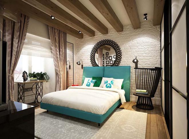7 ý tưởng quá dễ dàng để trang trí đầu giường giúp phòng ngủ trở nên cuốn hút bất ngờ - Ảnh 9.