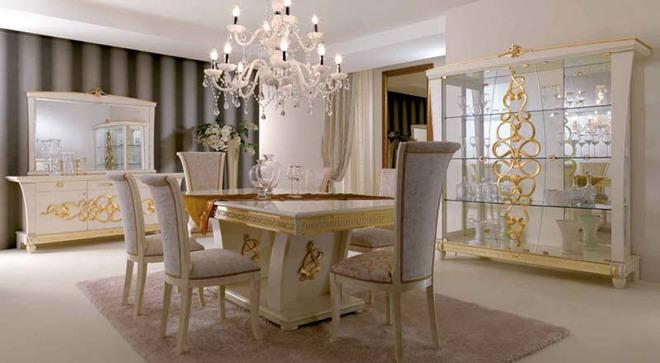 Bàn ăn màu trắng - Đơn giản và phù hợp với mọi phong cách trang trí nhà - Ảnh 2.