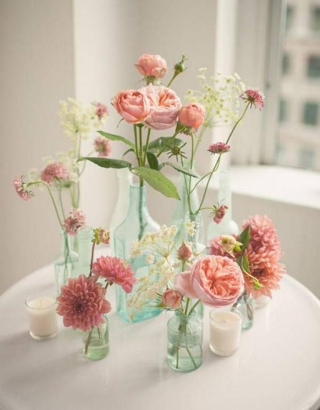 Các kiểu cắm hoa tươi đơn giản mà ấn tượng cho nhà đẹp dịp năm mới - Ảnh 10.