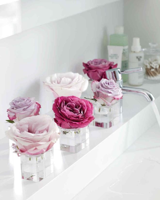 Các kiểu cắm hoa tươi đơn giản mà ấn tượng cho nhà đẹp dịp năm mới - Ảnh 11.