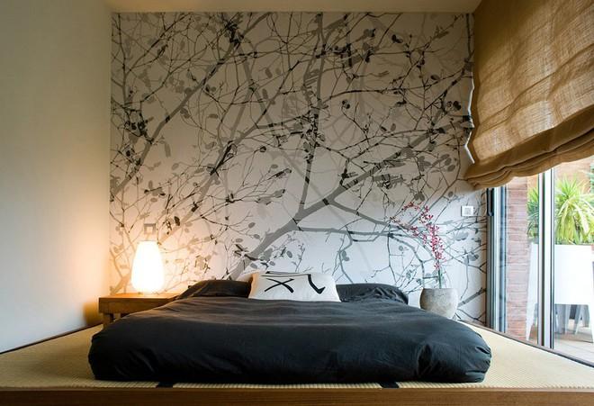 Những căn phòng ngủ bình yên đến không ngờ nhờ phong cách Á Đông - Ảnh 2.