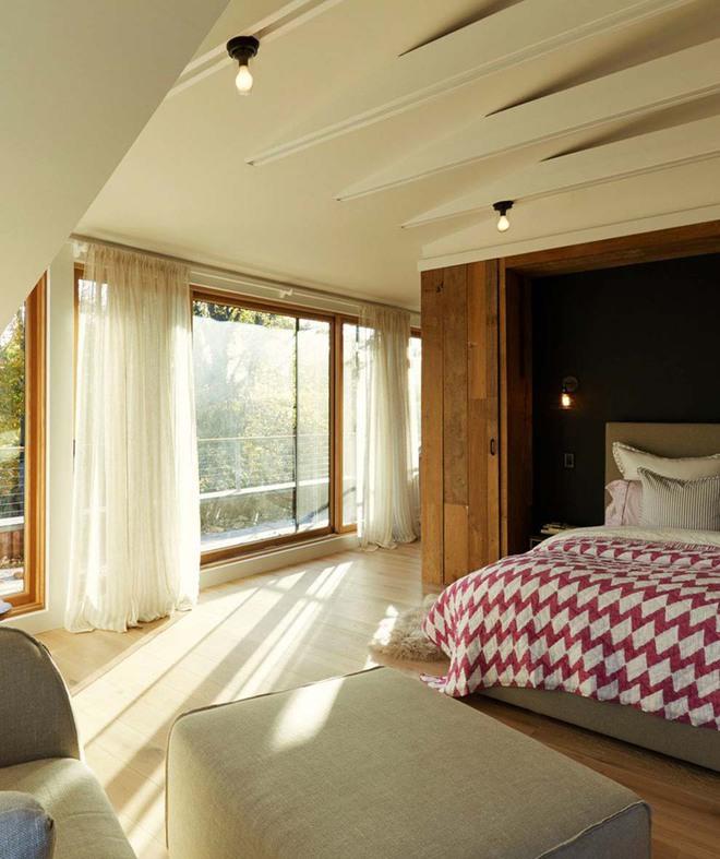 Những căn phòng ngủ bình yên đến không ngờ nhờ phong cách Á Đông - Ảnh 7.