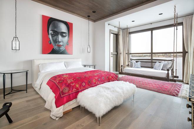 Những căn phòng ngủ bình yên đến không ngờ nhờ phong cách Á Đông - Ảnh 8.