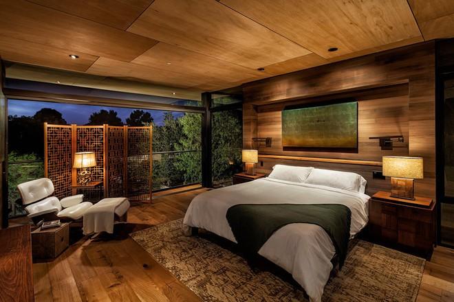Những căn phòng ngủ bình yên đến không ngờ nhờ phong cách Á Đông - Ảnh 9.