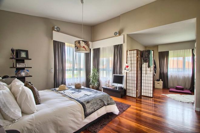 Những căn phòng ngủ bình yên đến không ngờ nhờ phong cách Á Đông - Ảnh 15.
