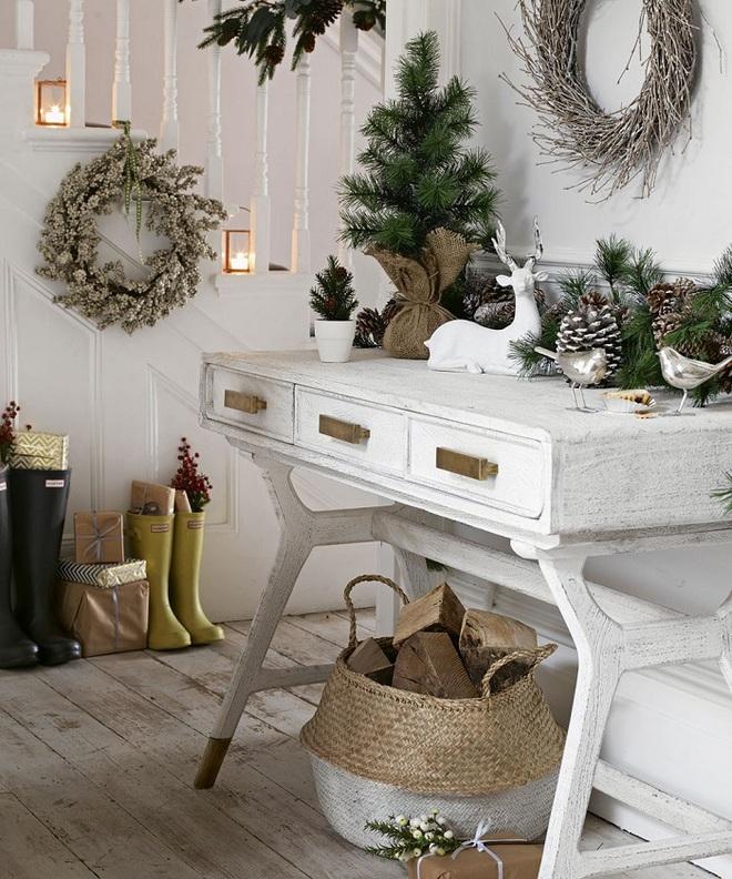 14 mẫu thiết kế bàn đẹp và độc dành cho mùa giáng sinh 2017: Nhìn là muốn bắt tay vào thực hiện ngay - Ảnh 3.