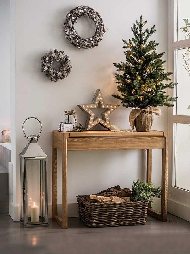 14 mẫu thiết kế bàn đẹp và độc dành cho mùa giáng sinh 2017: Nhìn là muốn bắt tay vào thực hiện ngay - Ảnh 5.