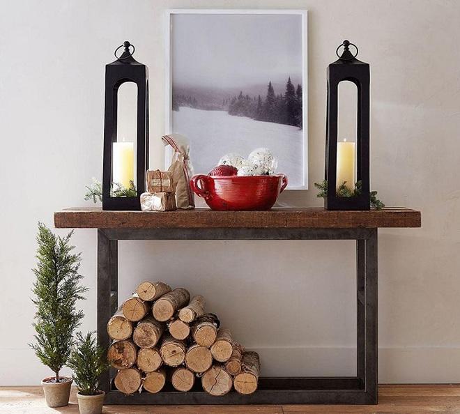 14 mẫu thiết kế bàn đẹp và độc dành cho mùa giáng sinh 2017: Nhìn là muốn bắt tay vào thực hiện ngay - Ảnh 6.