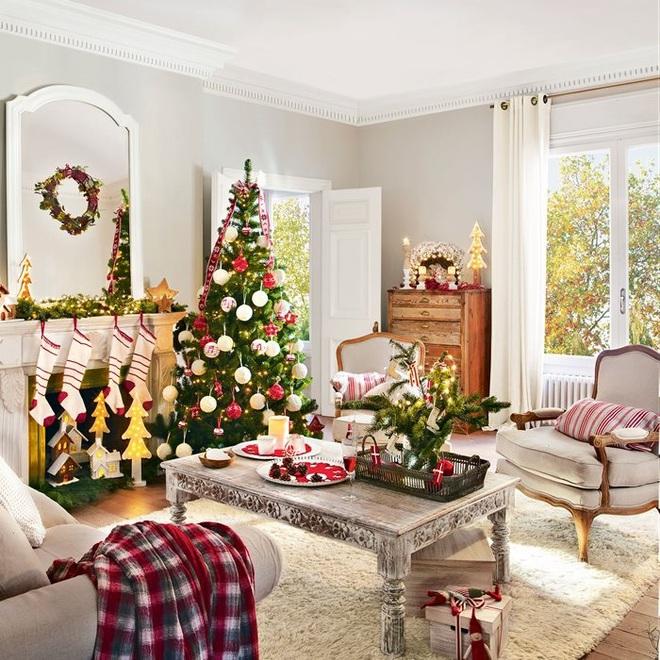 14 mẫu thiết kế bàn đẹp và độc dành cho mùa giáng sinh 2017: Nhìn là muốn bắt tay vào thực hiện ngay - Ảnh 8.