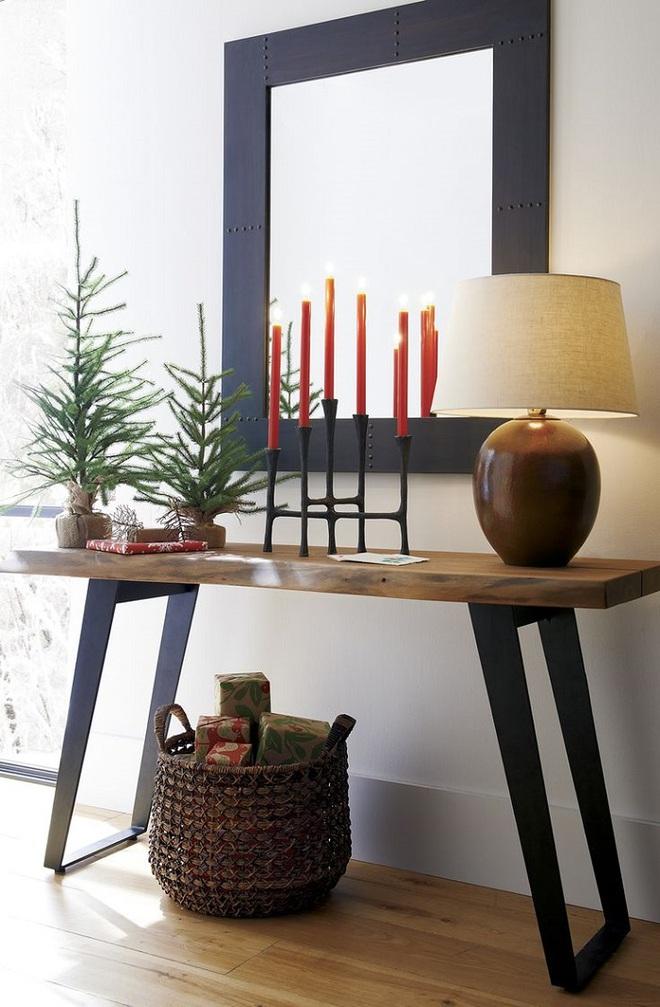 14 mẫu thiết kế bàn đẹp và độc dành cho mùa giáng sinh 2017: Nhìn là muốn bắt tay vào thực hiện ngay - Ảnh 10.