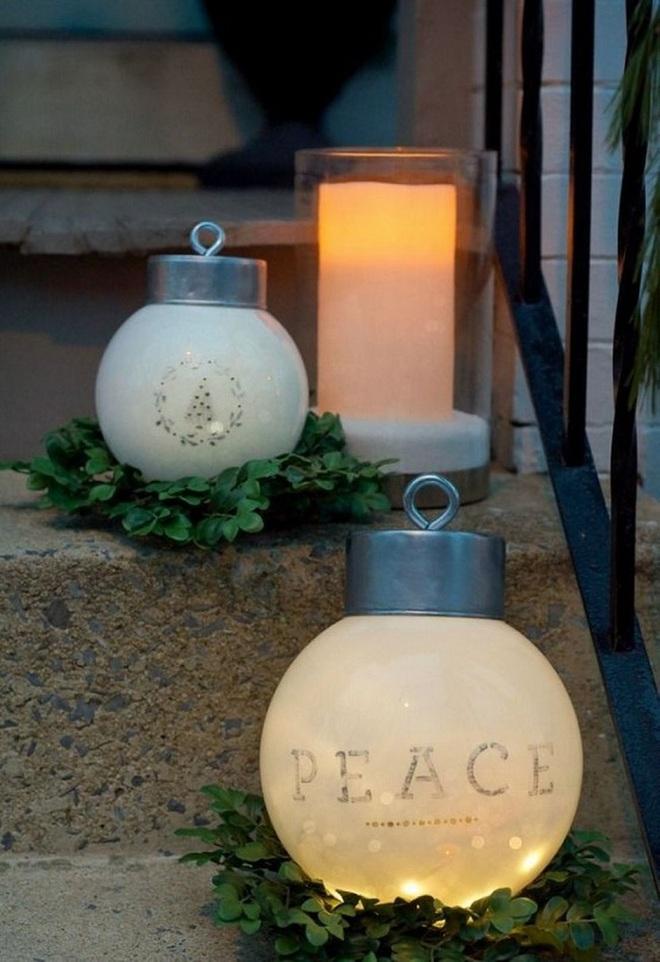 Đồ trang trí quá khổ - Item cực hot cho không gian nhà bạn trong Giáng sinh năm nay - Ảnh 3.